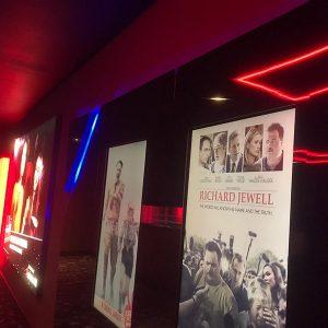 Cineworld York Digital Poster Screens