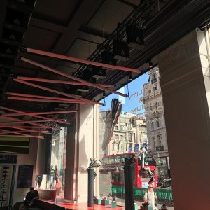 Kinetic Lighting Regent Street