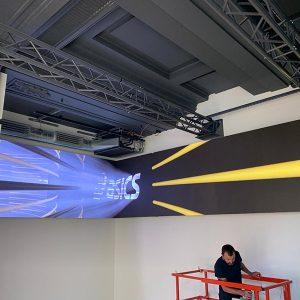 LED Wall Regent Street